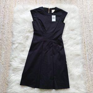 NWT Kate Spade Black Vail Dress